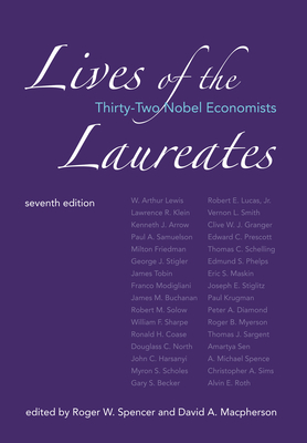 Cover for Lives of the Laureates, Seventh Edition