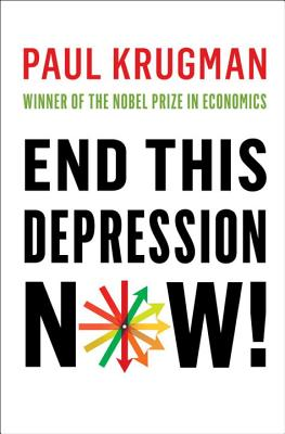 End This Depression Now! Cover Image
