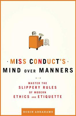 Miss Conduct's Mind Over Manners Cover