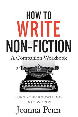How To Write Non-Fiction Companion Workbook Cover Image