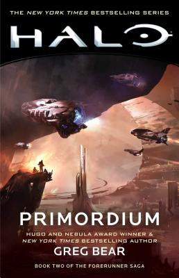 Halo: Primordium: Book Two of the Forerunner Saga Cover Image