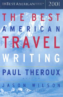 The Best American Travel Writing 2001 Cover