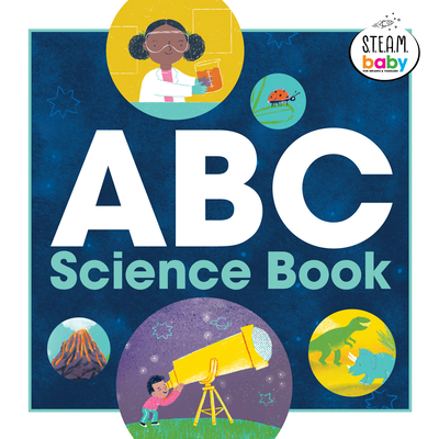 ABC Science Book Cover Image