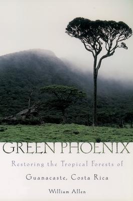 Green Phoenix Cover