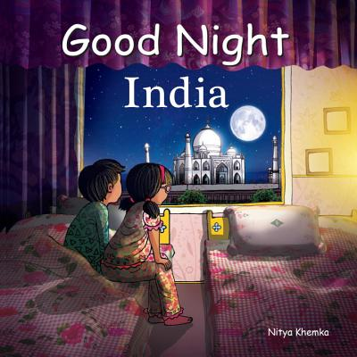 Good Night India (Good Night Our World) Cover Image