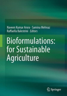 Bioformulations: For Sustainable Agriculture Cover Image