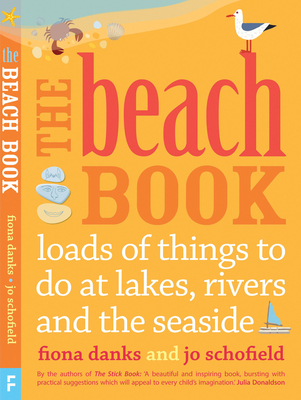 Cover for The  Beach Book (Going Wild)