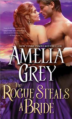 The Rogue Steals a Bride Cover