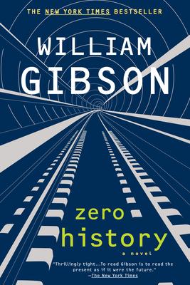 Zero History Cover