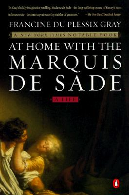 At Home with the Marquis de Sade Cover