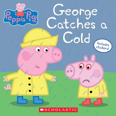 George Catches a Cold (Peppa Pig) Cover Image