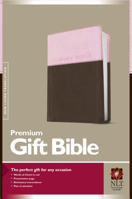 Premium Gift Bible-NLT (Gift and Award Bible: Nltse) Cover Image
