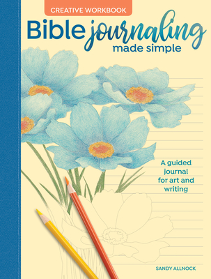 Cover for Bible Journaling Made Simple Creative Workbook