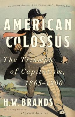 American Colossus Cover