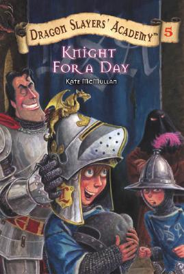 Knight for a Day #5 Cover