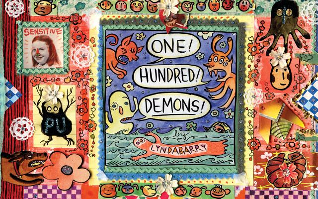 One! Hundred! Demons! Cover Image