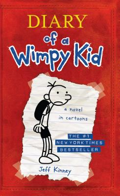 Cover for Diary of a Wimpy Kid (Diary of a Wimpy Kid Collection #1)
