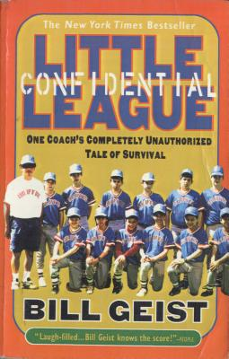 Little League Confidential Cover