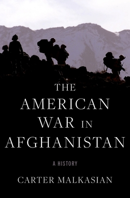 The American War in Afghanistan: A History Cover Image
