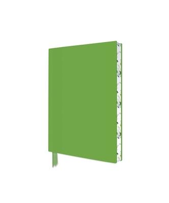 Spring Green Artisan Pocket Journal (Flame Tree Journals) (Artisan Pocket Journals) Cover Image