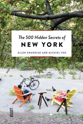 The 500 Hidden Secrets of New York Revised and Updated Cover Image