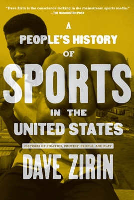 A People's History of Sports in the United States Cover