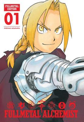 Fullmetal Alchemist: Fullmetal Edition, Vol. 1 Cover Image