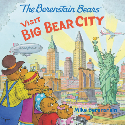 The Berenstain Bears Visit Big Bear City Cover Image