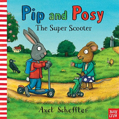 Cover for Pip and Posy