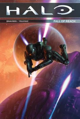 Halo: Fall of Reach cover image