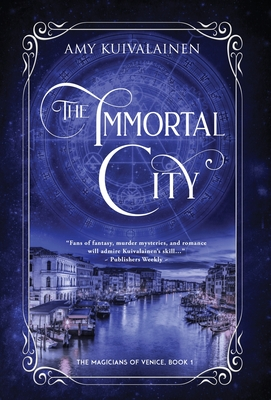 Cover for The Immortal City