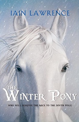 The Winter Pony Cover