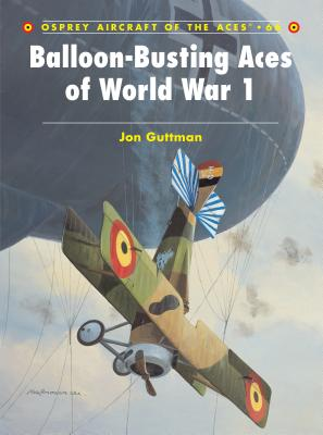 Balloon-Busting Aces of World War 1 Cover
