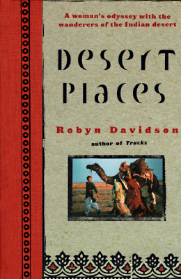 Desert Places Cover