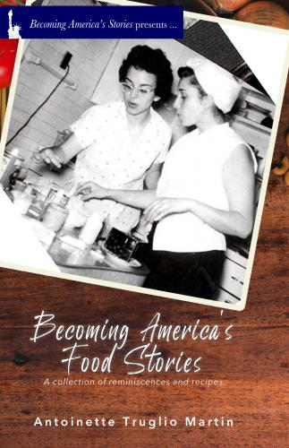 Becoming America's Food Stories Cover Image