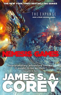 Nemesis Games Lib/E (Expanse #5) Cover Image