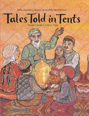 Tales Told in Tents Cover