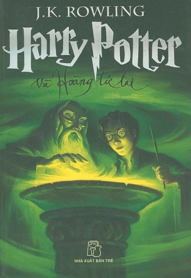 Harry Potter And The Half-Blood Prince = Harry Potter and the Half-Blood Prince Cover Image