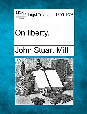 On Liberty. Cover Image