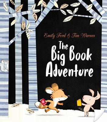 The Big Book Adventure Cover Image