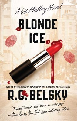Blonde Ice (Gil Malloy #3) Cover Image