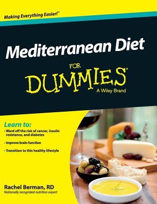 Mediterranean Diet for Dummies Cover Image