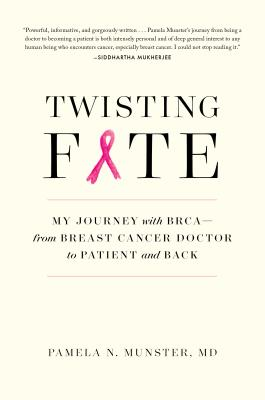 Cover for Twisting Fate