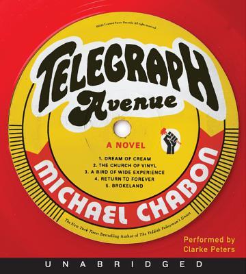 Telegraph Avenue CD: Telegraph Avenue CD Cover Image