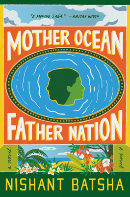 Cover for Mother Ocean Father Nation