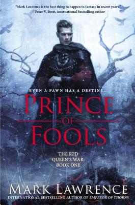 Cover for Prince of Fools