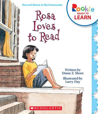 Rosa Loves to Read Cover Image