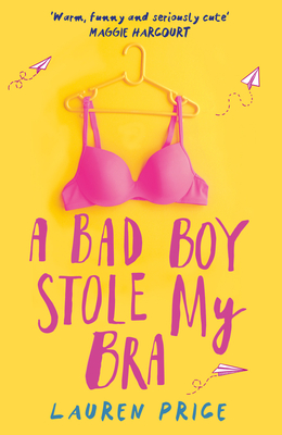 A Bad Boy Stole My Bra cover