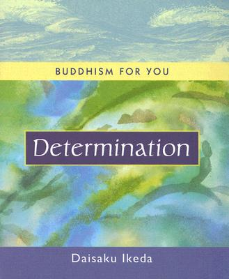 Cover for Determination (Buddhism For You series)