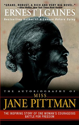 The Autobiography of Miss Jane Pittman Cover